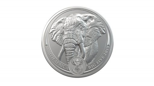 Big Five coins to promote platinum investment in South Africa