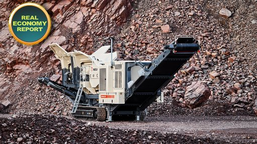Pilot Crushtec positions compact Metso range for African applications
