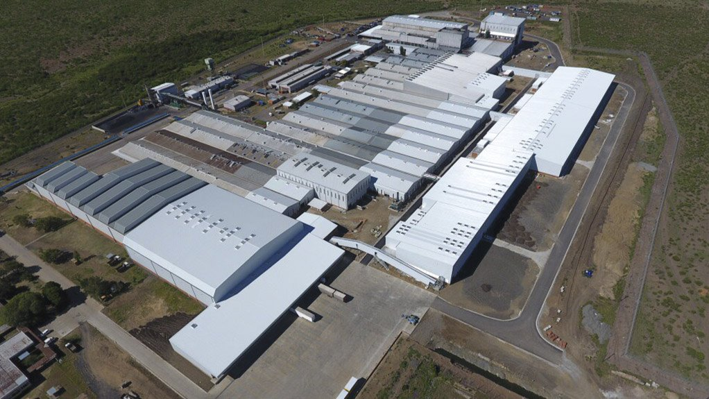 PRODUCTIVE CAPACITY Sumitomo Dunlop has grown its local tyre production and capacity on the certainty created by original equipment manufacturers' plans