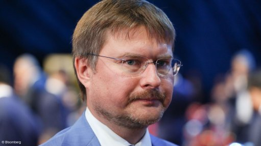 Alrosa CEO says virus outbreak affects 2020 sales outlook