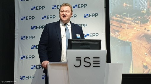EPP meets guidance for fourth consecutive year