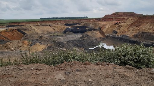 Earthworks completed, company continues coal sector growth