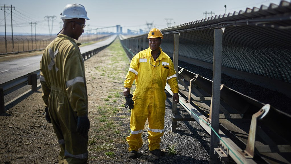 THE COAL SESSIONS In 2018, the coal mining sector employed more than 92 000 people, which represents about 20% of total employment in the mining sector