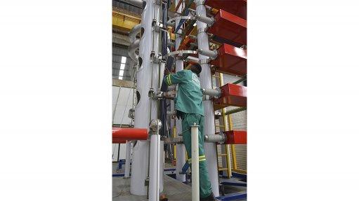 In-house transformer testing enhances local engineering capacity