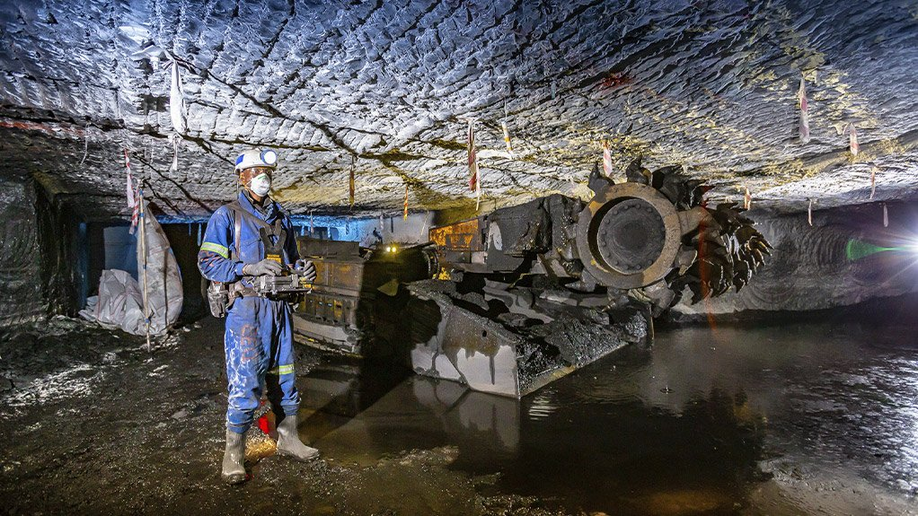 EXCEEDING EXPECTATIONS  Since its appointment, Boipelo Mining has consistently exceeded its monthly production target