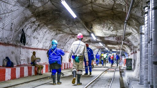Modernisation to address safety, efficiency of deep-level mines
