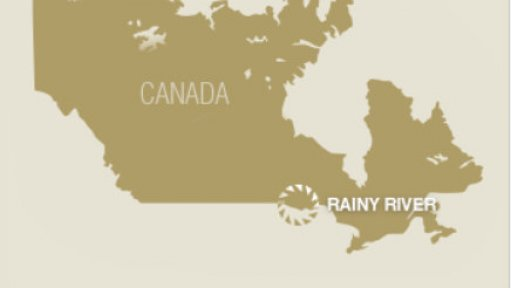 New Gold's Rainy River suspended for two weeks