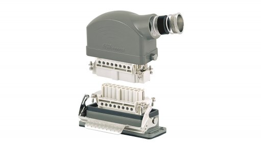 Range of heavy-duty connectors available