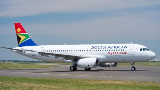 SAA has also suspended its African regional flights
