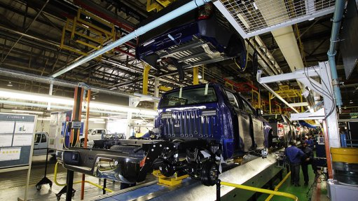 Ford suspends production in South Africa as Covid-19 takes its toll