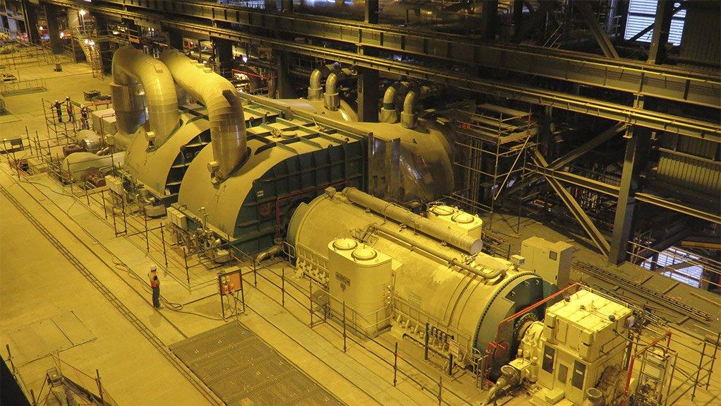 POWER PLANT OPTIMISATION Eskom's Kusile power station's use of the wet flue gas desulphurisation technology ensures lower emissions