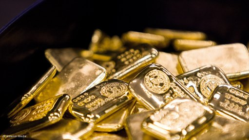 South African gold shipments to London have been cut off