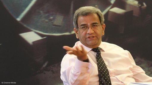 Vedanta CEO Venkatakrishnan resigns