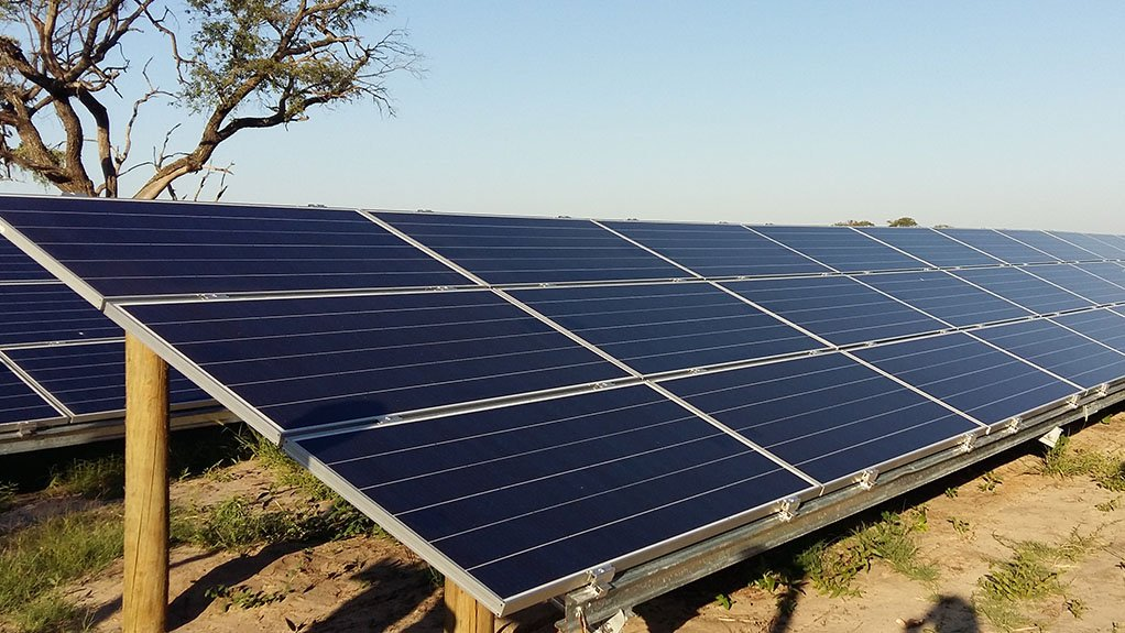 PLAYING CATCH-UP  The price of battery technology is improving, although at a slower rate compared with the price reduction for solar panels