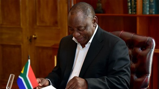 Staying home most effective way to contain Covid-19 – Ramaphosa