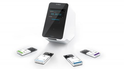 Bosch developing COVID-19-(SARS-CoV-2) rapid testing kit for the vivalytic platform