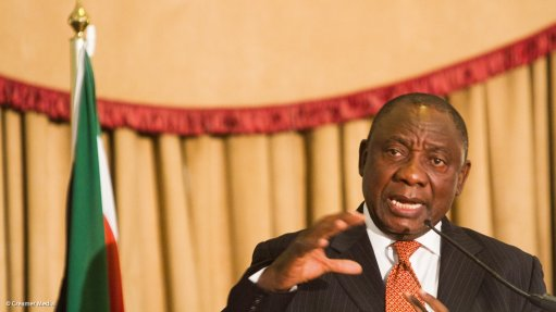 Ramaphosa says screening for Covid-19 to be rolled out at 'huge scale'