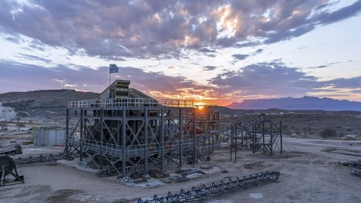 AfriTin suspends mining in Namibia, continues processing