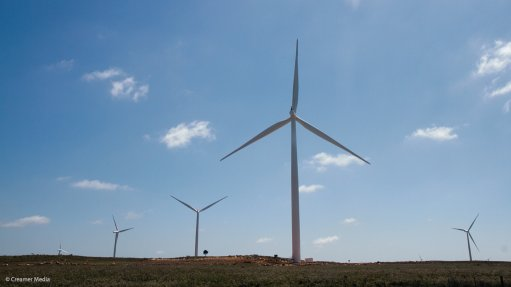 Eskom issues force majeure to wind plants amid low demand