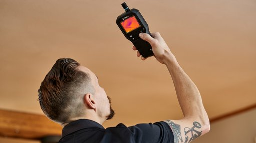 Thermal imaging for in-depth building inspection