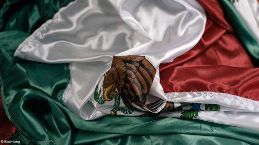 Mexico orders mining suspension until April 30