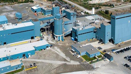 LaRonde Zone 5 mine, Canada