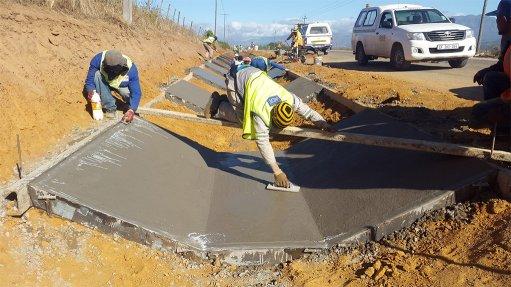 SAPS, industry form partnership to combat construction mafia