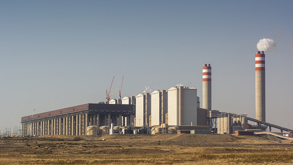 All work has been stopped on Kusile units 4, 5 and 6 for the duration of the lockdown