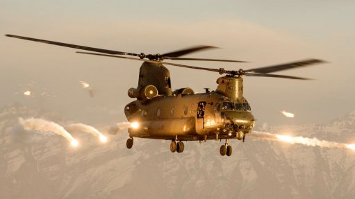 Boeing temporarily closes its military helicopter manufacturing plants