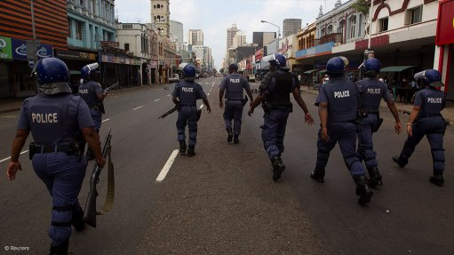 Steep drop in movement around SA cities during lockdown, Google data shows