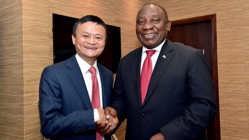 Alibaba founder Jack Ma donates more medical supplies to Africa