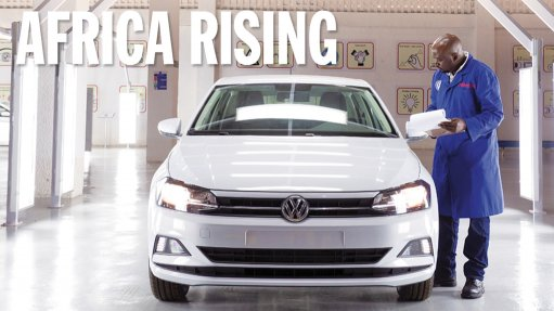 An African automotive industry is starting to emerge