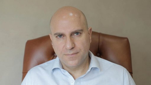 BSA's Public Health Work Group leader Stavros Nicolaou