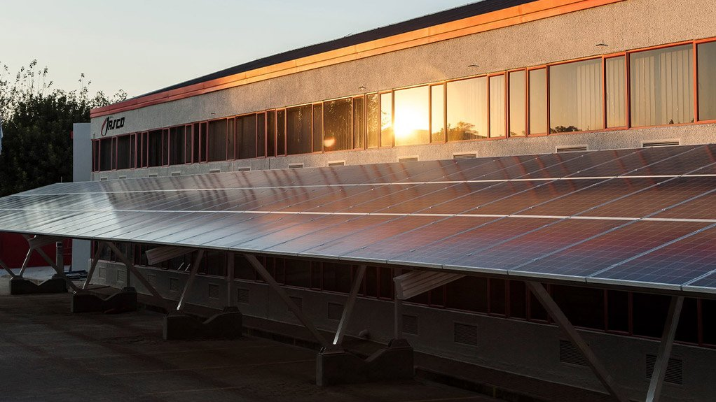 A DECADE IN  Valsa Trading has been in the photovoltaic solar industry in South Africa for more than ten years