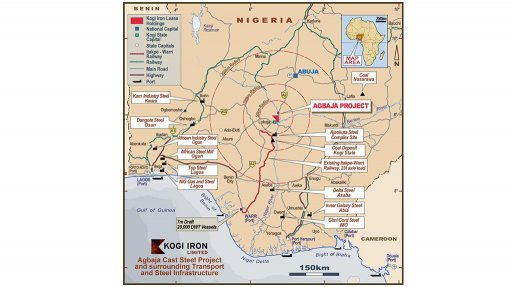Kogi Iron sees ongoing interest in Nigeria-based cast steel project