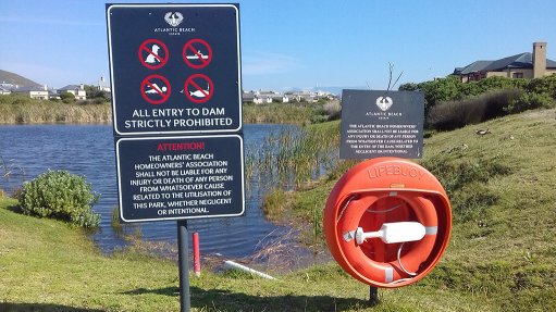 Easy access to lifebuoys improves water safety
