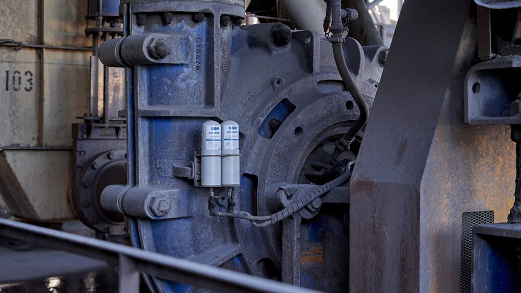 Weir Minerals launches Accumin™ lubricators worldwide to optimise Warman® pump performance