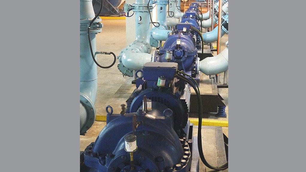 GreaseMax® Lubricators Maintain Bearings in Idle Plant