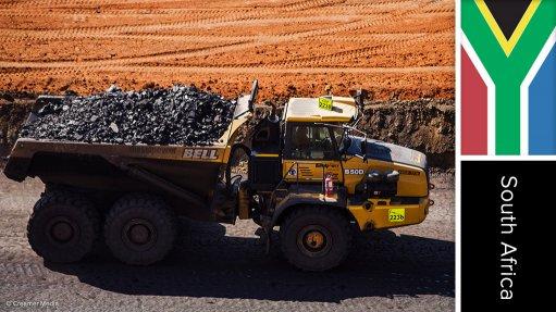 Boikarabelo coal project, South Africa