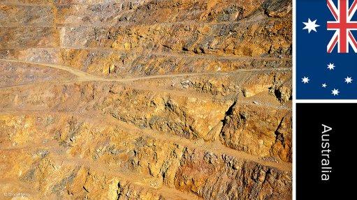 Browns Range heavy earths pilot plant development project, Australia