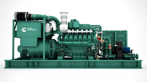 New gas gensets launched