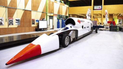 Covid-19 forces Bloodhound land-speed record attempt into hibernation