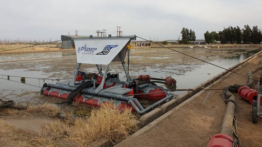 SUCK JOB A fit-for-purpose dewatering solution from Integrated Pump Rental is successfully desilting farm dams
