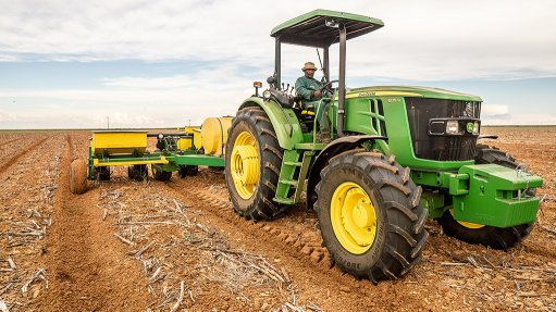 New tractor designed for  African conditions