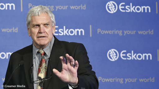 Eskom clears COO of all wrongdoing
