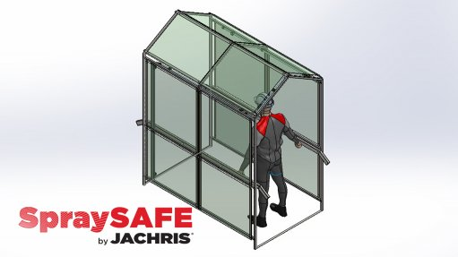 SpraySAFE Mist Sanitising Safety Tunnel