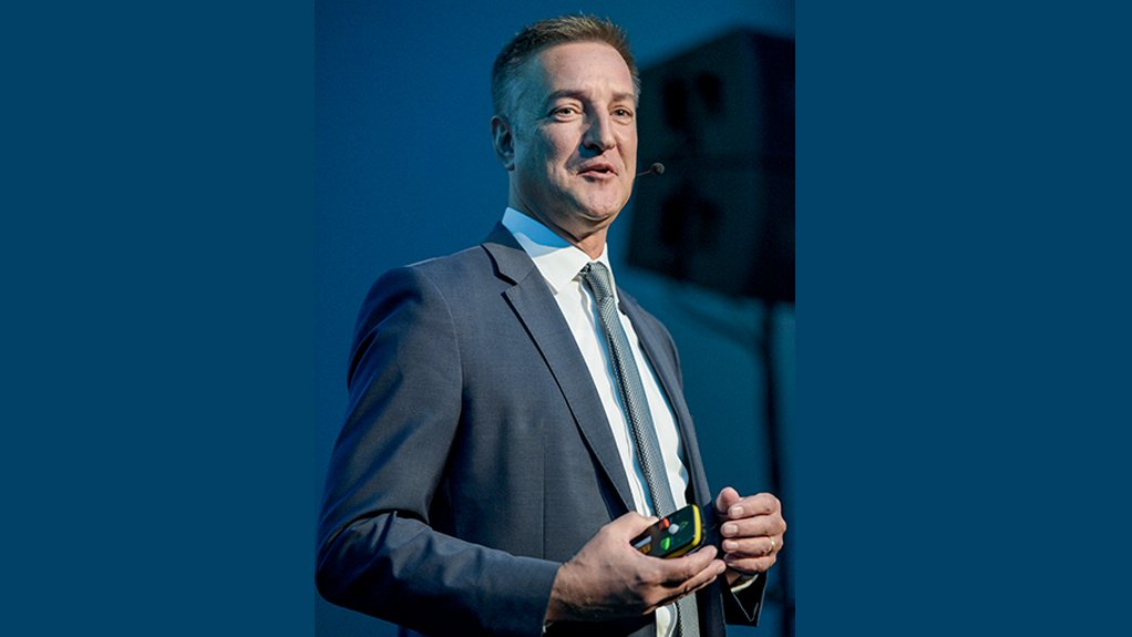 Siemens senior VP for Digital Industries in Southern and Eastern Africa Ralf Leinen