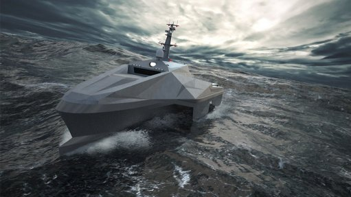 Specialist UK company designs new hull form for autonomous vessels