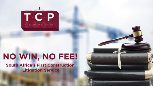 """No win No fee"" legal services in the Construction Industry"