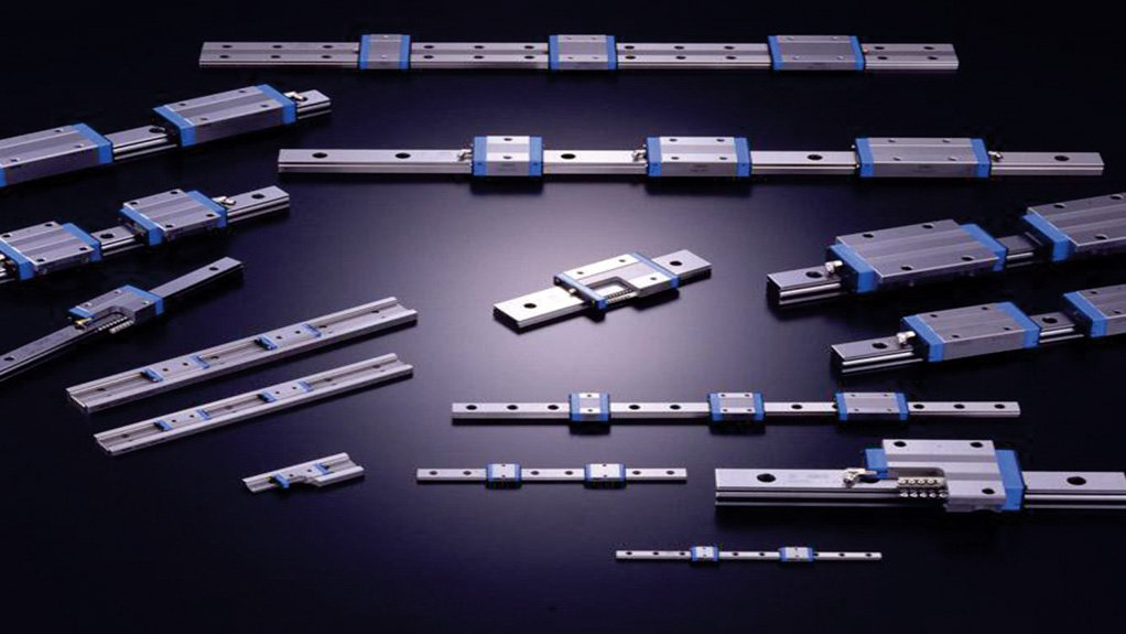 SPOILT FOR CHOICE The range of linear way products includes linear guides, runner blocks, rails, ball screws, bushings and shafts, designed for use in diverse applications